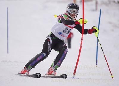 U16 Bosquet Slalom Feb 2, 2014