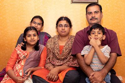 Maruthi Prasad Family