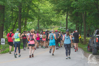 10k Trail Entrance - Photographed by Erin Truitt