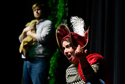"Photos: Boulder Opera Co. ""Puss in Boots"" Rehearsal at eTown Hall"