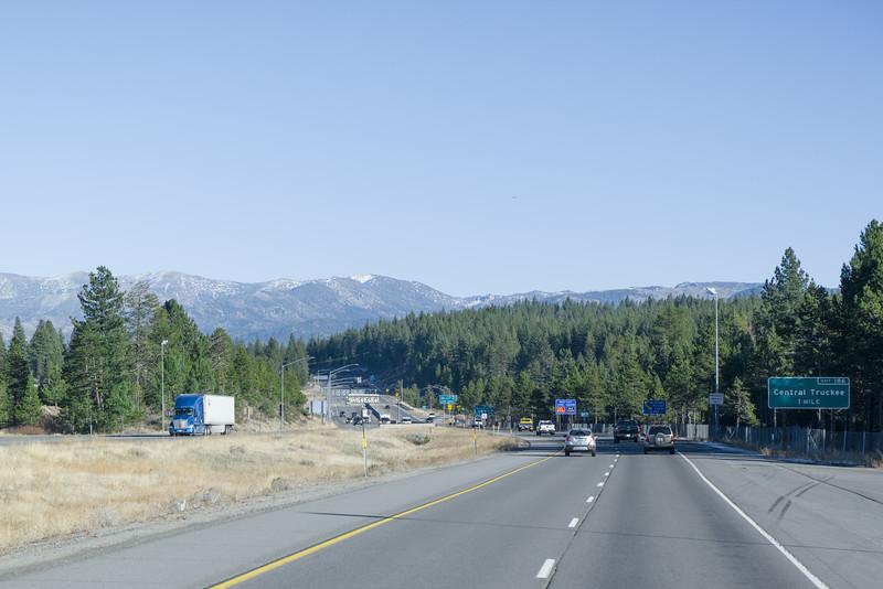 Truckee, CA I-80