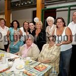 Ballinacraig Community Association Festival, Guest Tea for Pensioners in St Marys Hall on Thursday last. 06W35N8