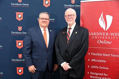 Davidson Davie Community College Agreement