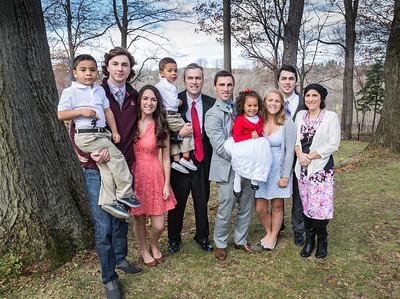 Tim Snyder Family