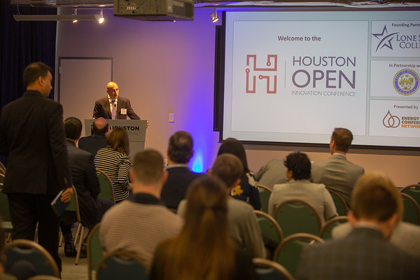 2019 3-28 Houston Open Innovation Conference
