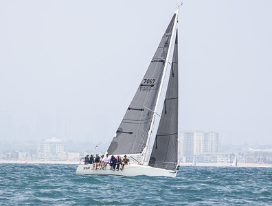 Cal Yacht Club Sun. J109's