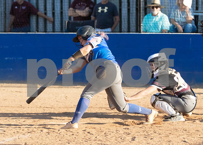2019 Softball vs Heard