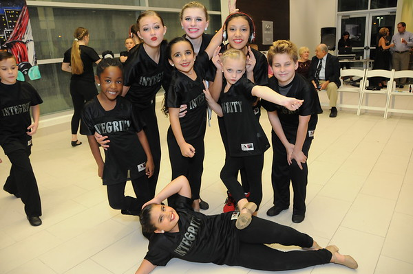 Dancing With The Stars Integrity Dance @ Infiniti Lk Mary 2-28-15