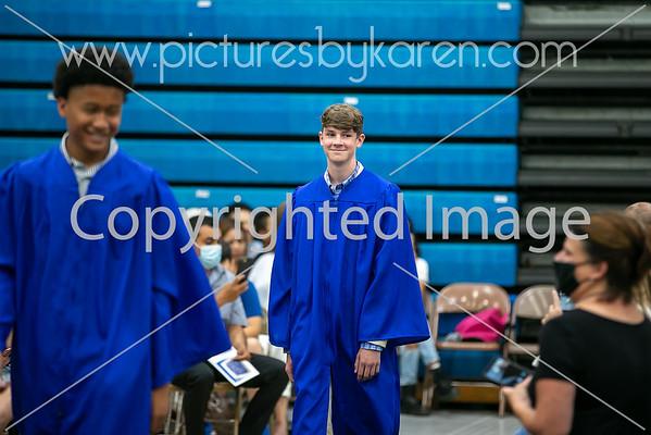 2021 Trinity 8th Grade Graduation