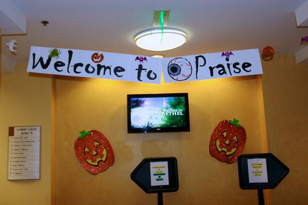 iPraise Halloween 2011