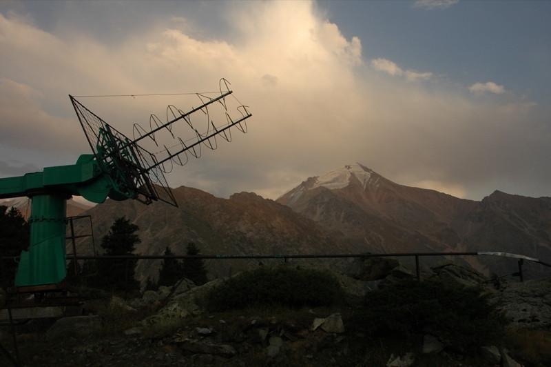 Cold War Relics at Tian Shan Observatory - Almaty, Kazakhstan