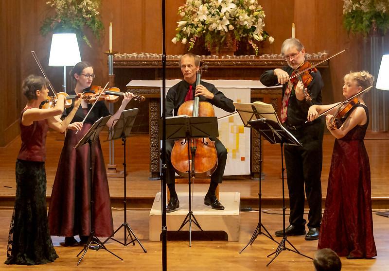 Mozart Viola Quintet