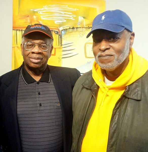 Gregory Burrus with Frank Marshall III at Juan Antonio Picasso Exhibition.jpg