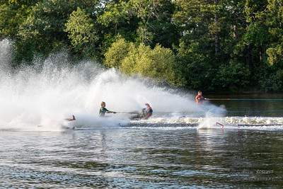 Badwater Ski-Ters - July 2019