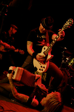 The Mahones, Whiskey of the Damned