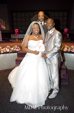 Scales-Jackson Wedding