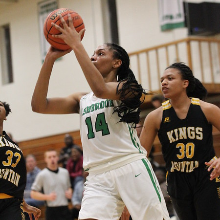 Big South Tournament - 2nd Round - Kings Mountain at Ashbrook