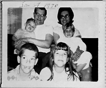 MAURICE RANDALL AND FAMILY