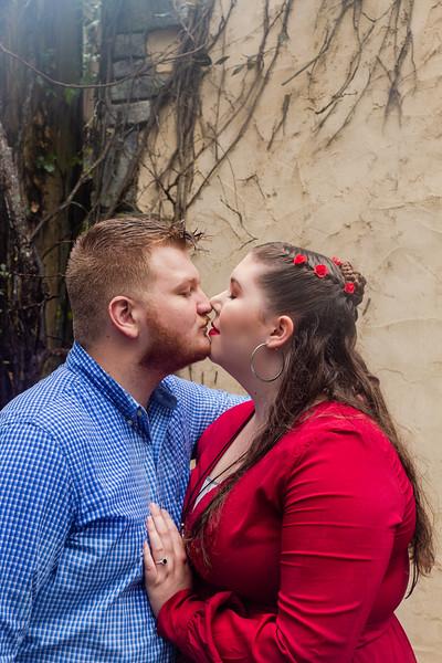 Shannon & Bryon | Carolina Renaissance Festival Engagement Photography