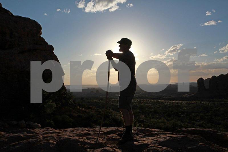 """Arches National Park"" , Utah, 0464"