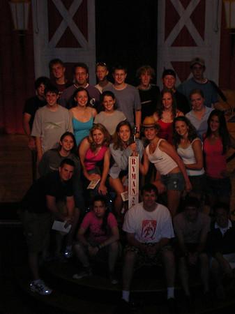 2005 South East Tour