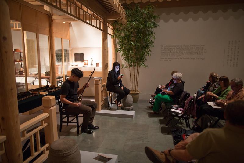 2014-08-04 Aaron MFA's Gallery Talk and Demo