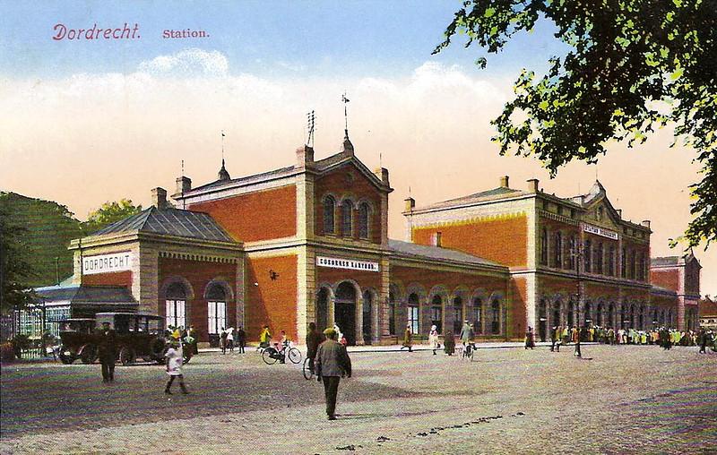 Dordrecht Station