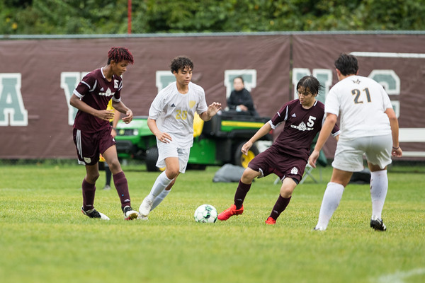 09-20-2021 Boys JJV Soccer vs Mt Vernon