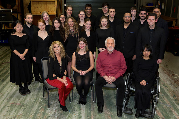 12-16-17 Buffalo, NY Choir