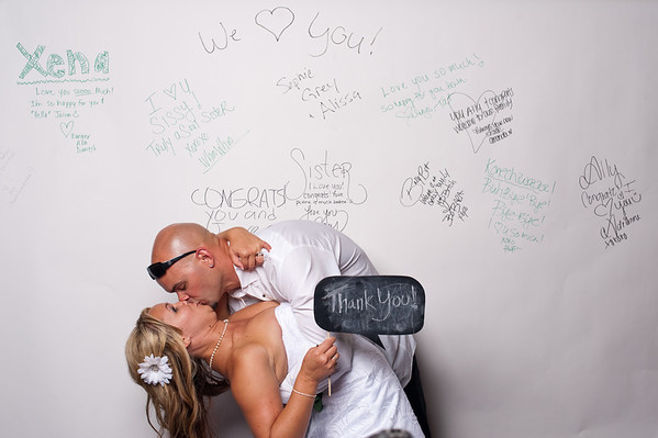 Jason and Allyson: Crazy Booth