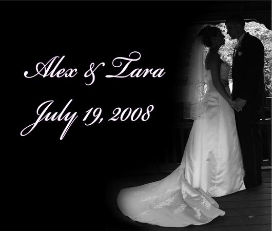Tara & Alex ~Signature Album