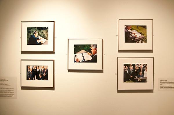 Leahy Photography Exhibit, Brattleboro Museum