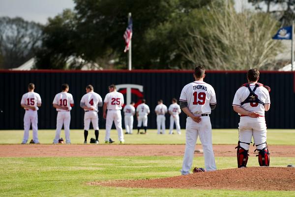 2016 TCH Alumni Baseball game