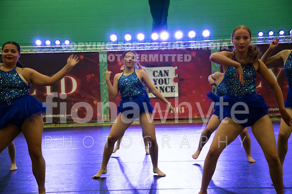 Theatre Street Dance Company