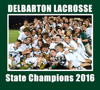Varsity 2016 State Champions Celebration