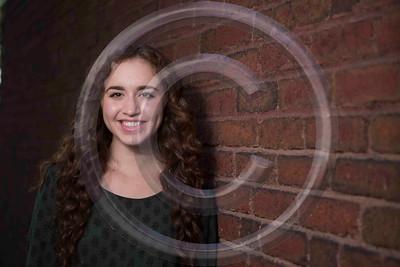 Amanda un-edited senior portraits