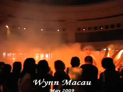 Wynn Macau May 2009 - Dragon, Lake & Tree.mov