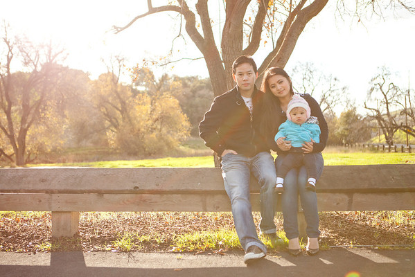 Oanh Family Portraits