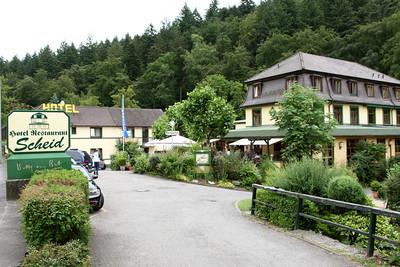 Boxer Forum Wandertreffen im Odenwald 2009