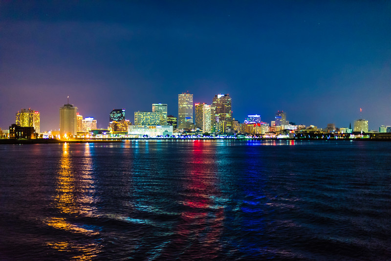 Colorful New Orleans