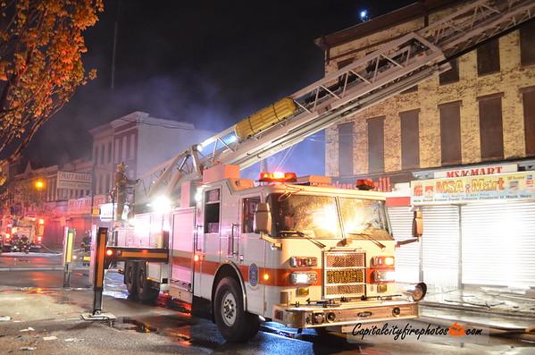 04-28-15 - Baltimore, MD - W. Pratt & S. Pulaski Sts