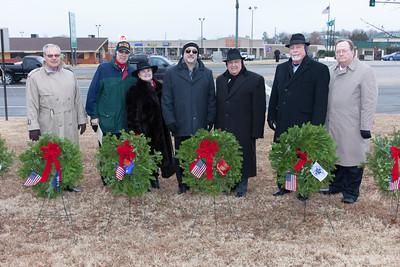 McAlester Wreaths Across America