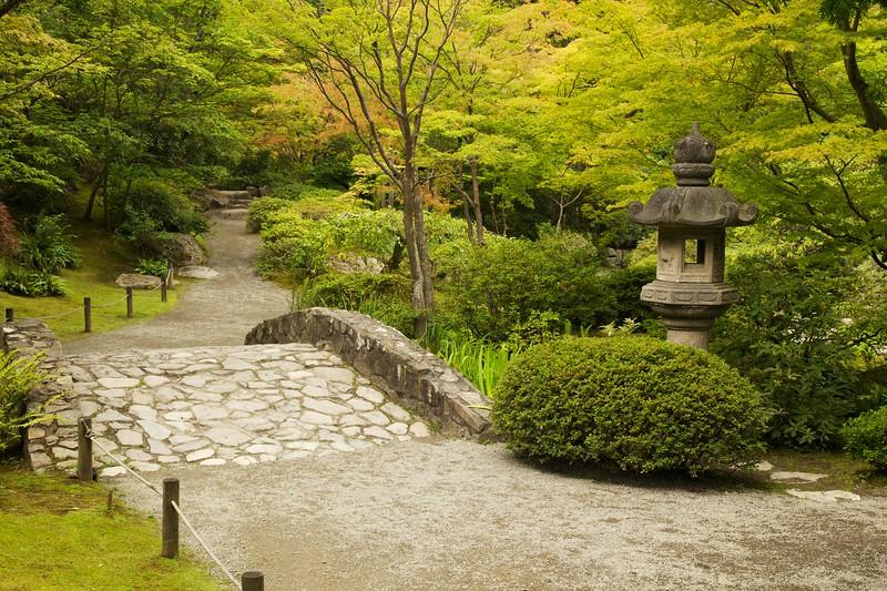 Seattle Japanese Garden.