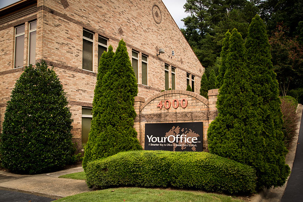 YourOffice: Front Exterior