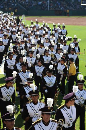 Cal v Presbyterian - September 2011