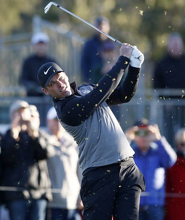 Paul Casey-Don Colleran team up to win pro-am competition at AT&T Pebble Beach
