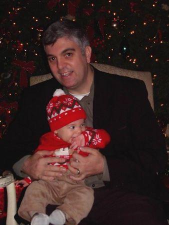 Joe's First Christmas-2003