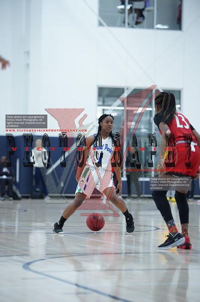 Forest Park (VA) Girls Varsity Basketball 12-13-19 | She Got Game