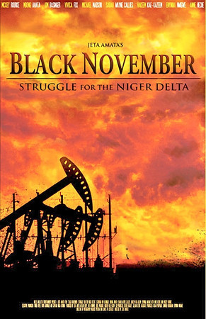 Premiere of Black November at the United Nations