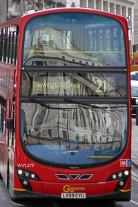 LONDON - REFLECTIONS & ABSTRACTS